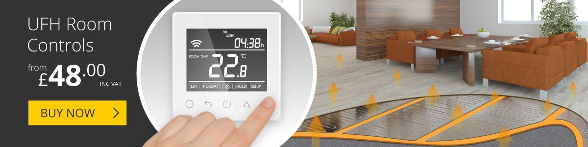 Underfloor Heating Thermostats from Ambient Electrical