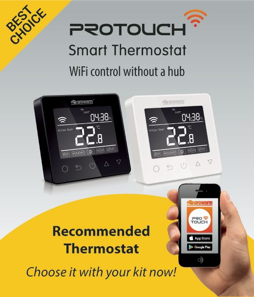 ProTouch Wifi thermostats