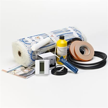 Electric Underfloor Heating Mat Kits
