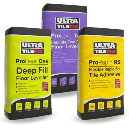 Adhesives, Grouts and Levelling Compound