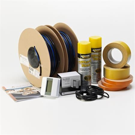 Under Tile Cable Kits (TPP)